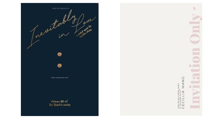 10 hal tentang evermore eksklusif dari cecillia wang bookish journal hal ini juga terlihat dari bukunya yang sudah terbit seperti inevitably in love dan invitation only stopboris Choice Image